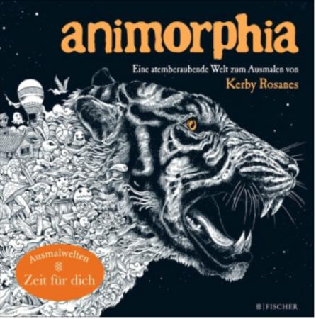 """Anamorphia""Fischer, € 12,40"