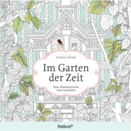 """""""Im Garten der Zeit""""Pattloch, € 10,30"""