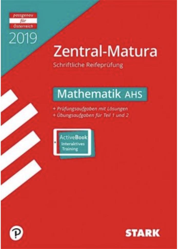 Zentral-Matura  - 2019 Österreich - Mathematik AHS