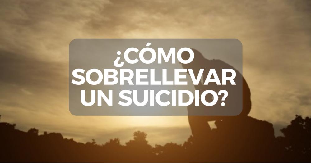 Cómo Sobrellevar El Suicido De Un Ser Querido La Red Hispana