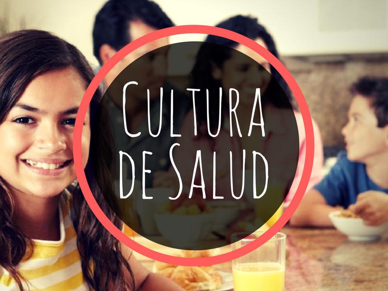 Cultura De Salud