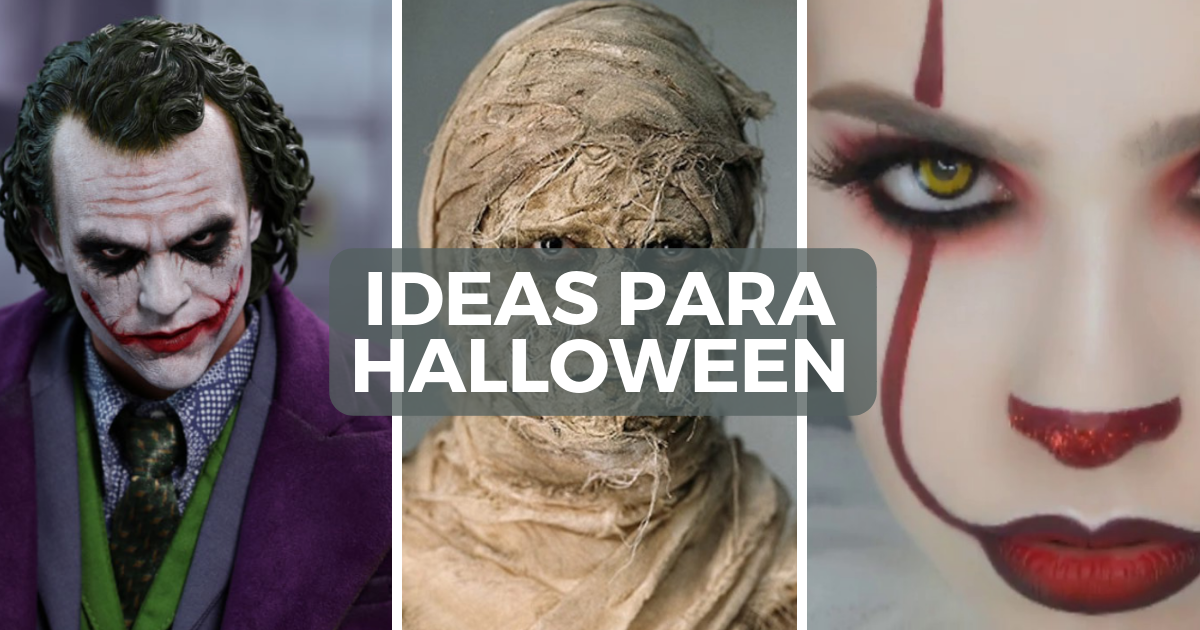 Ideas de maquillaje para Halloween \u2014 La Red Hispana