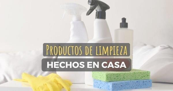 Haz Tus Propios Productos De Limpieza Naturales La Red Hispana