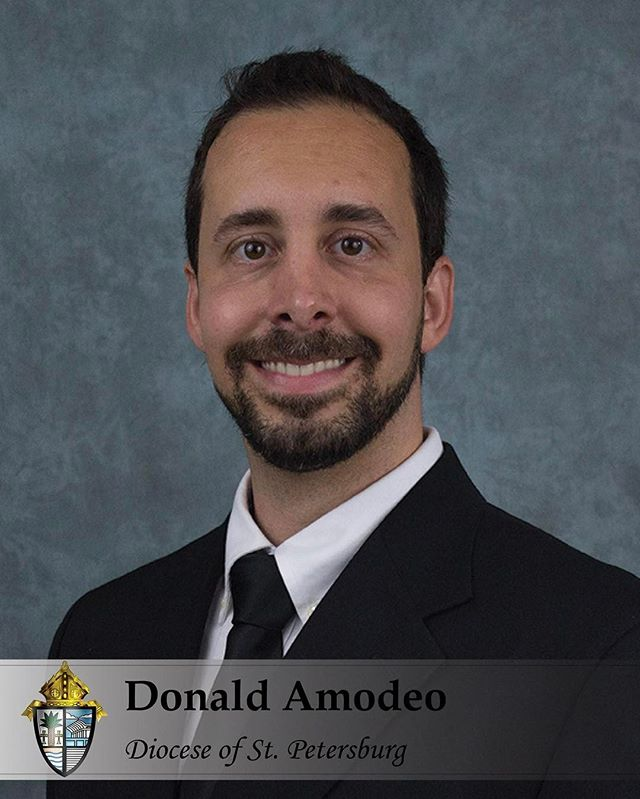 GRADUATE SPOTLIGHT!  Donald Amodeo is a pre-theologian in his second year of formation at St. John Vianney College Seminary. He was born in Buffalo, NY. Donald is a seminarian from the Catholic Diocese of St. Petersburg and his home parish is Holy Family Catholic Church in St. Petersburg, FL.  Congratulations Donald!  We ask you, the people of God, to continue praying for Donald, may he have a fruitful continuation on his path towards the priesthood of Jesus Christ.  #GraduateSpotlight #Graduate #Class2017 #SJVCS #Seminary #Catholic #Católico #Catholics #Catholicism #CatholicChurch #Church #Christian #Christians #Christianity #Christ #Jesus #JesusChrist #Cross #God #Gospel #Faith #Salvation #Prayer #GodBless #Religion #ProudCatholic  Read more on our Facebook page: https://www.facebook.com/StJohnVianneyCollegeSeminary