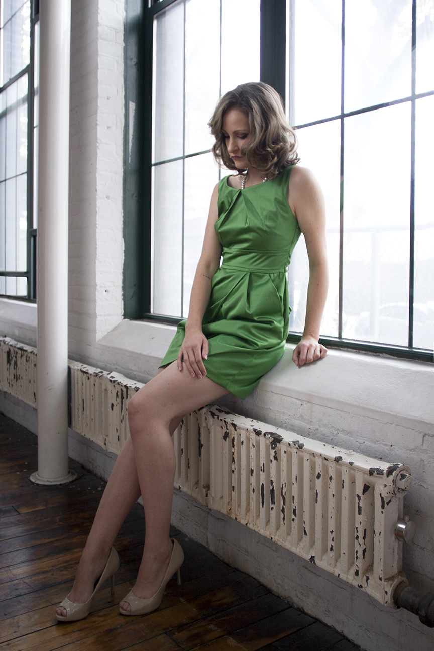 Leah Gabriel - Actress NYC  Photo credit: Lloyd Mulvey  www.lloydmulvey.com