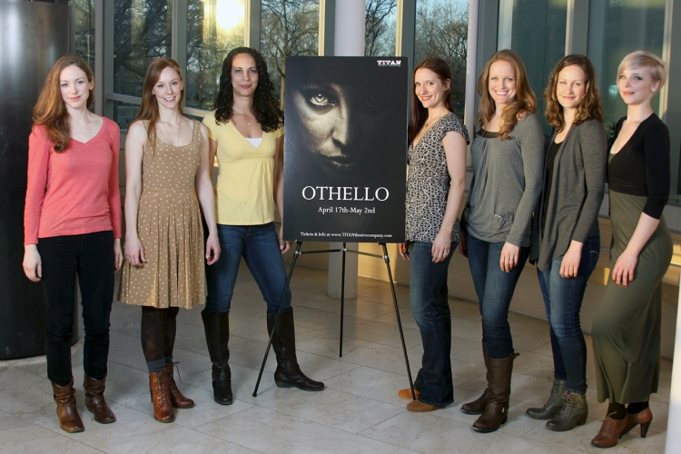 Titan Theatre Company's all female Othello