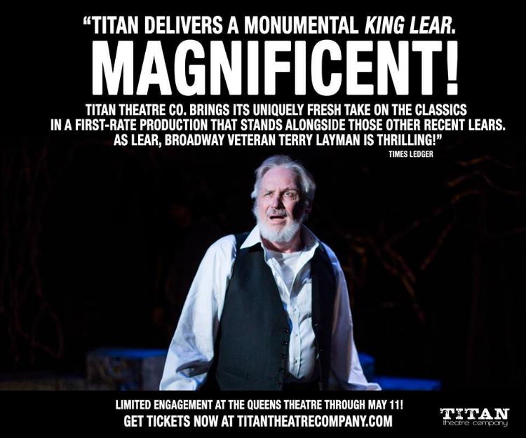 Titan Theatre Company's King Lear