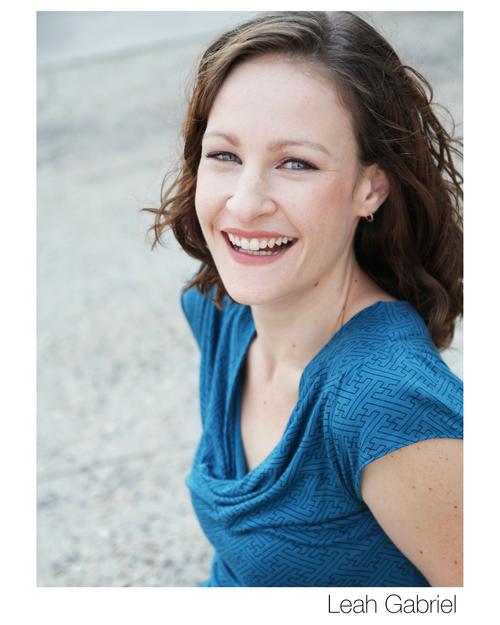 Leah Gabriel Commercial Headshot