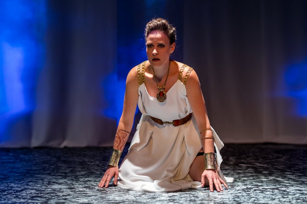 Leah Gabriel as Medea