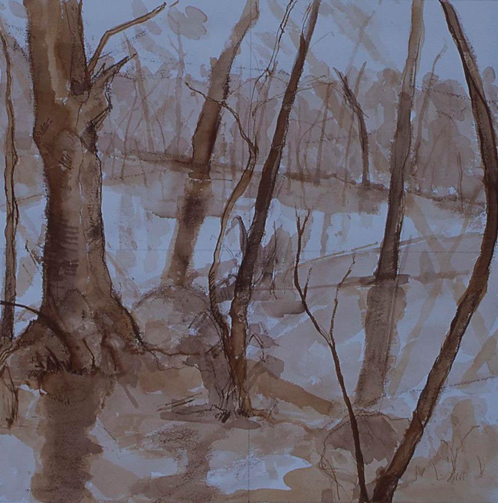 The Marsh, Study #26