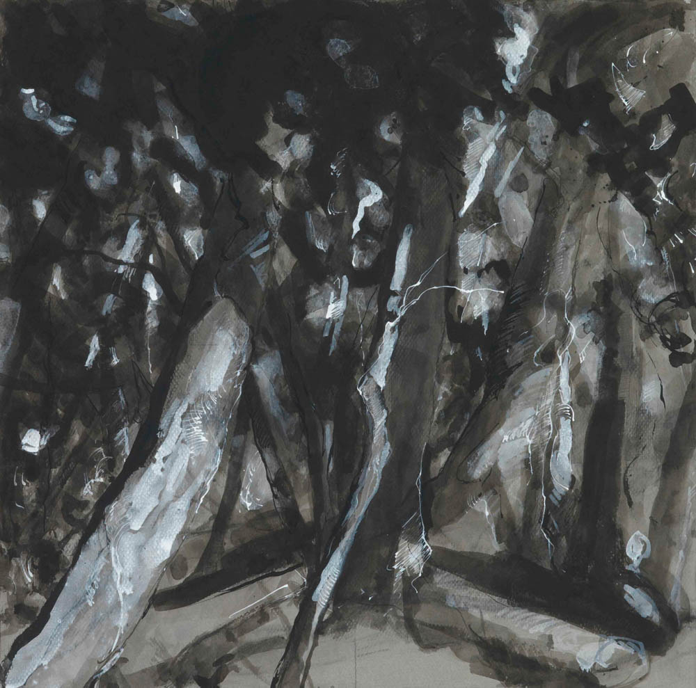 Light in the Woods, Study #41