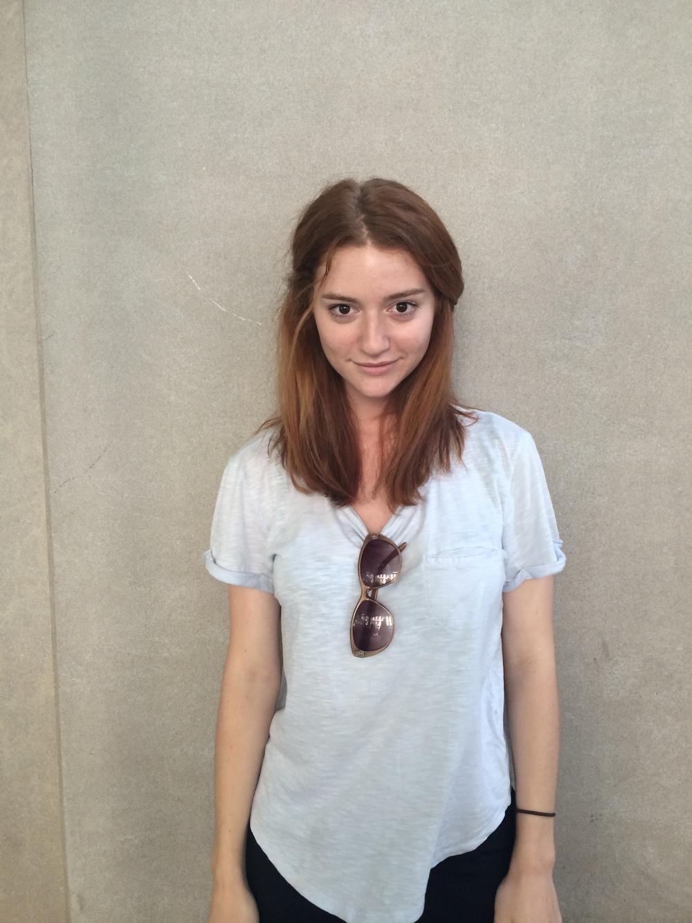 Hannah Hackley Glamoir Model Management