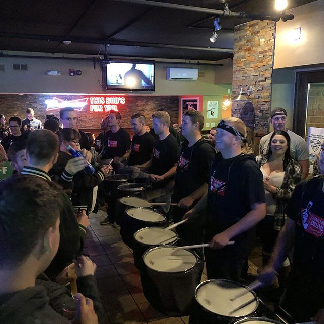 Uptown tour. . . . #Marching110 #OUohYeah #Bobcats #AthensOhio #Athens #Ohio #OhioU #OhioUniversity #45701  #IgersOhio #110 #CollegeMarching #HIO #GetThere #MostExctingBandInTheLand #Band #MarchingBand #Capture_Ohio #Music #OnlyInOhio #JJ_Ohio #One_Ohio #NickBolin Photo By: @Nick.Bolin ©Nick Bolin www.NickBolin.com