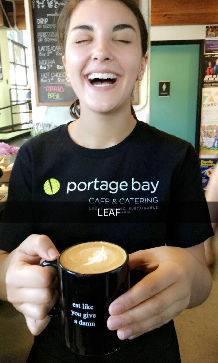 Claire - Ballard's Front of House Manager