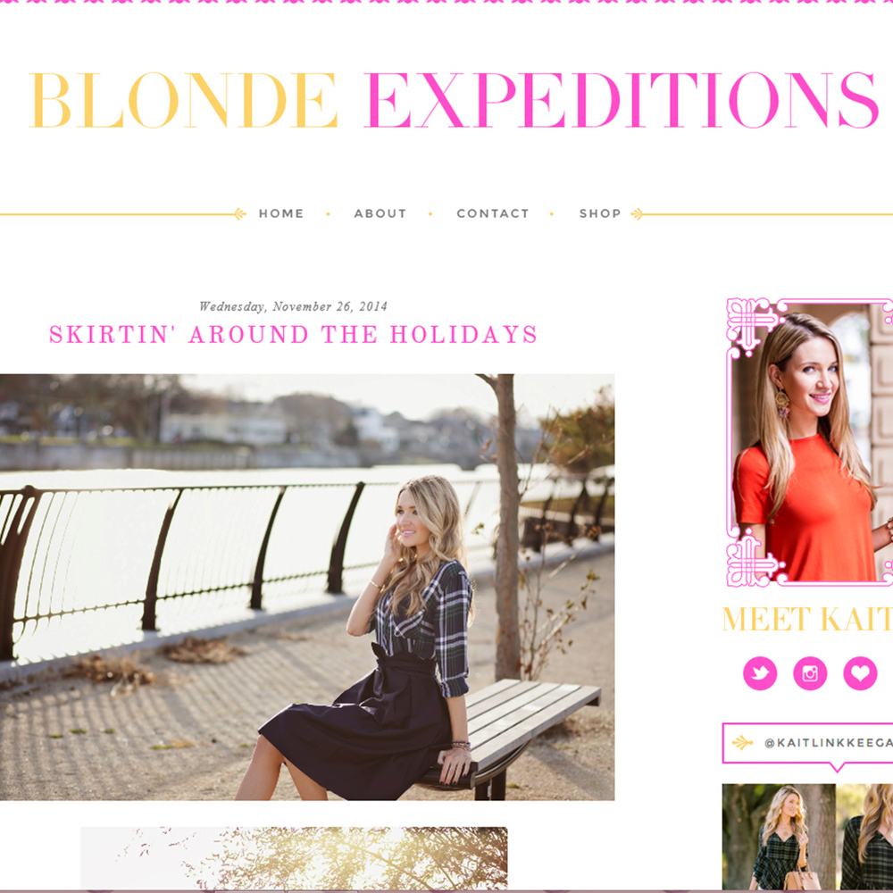 Blonde Expeditions