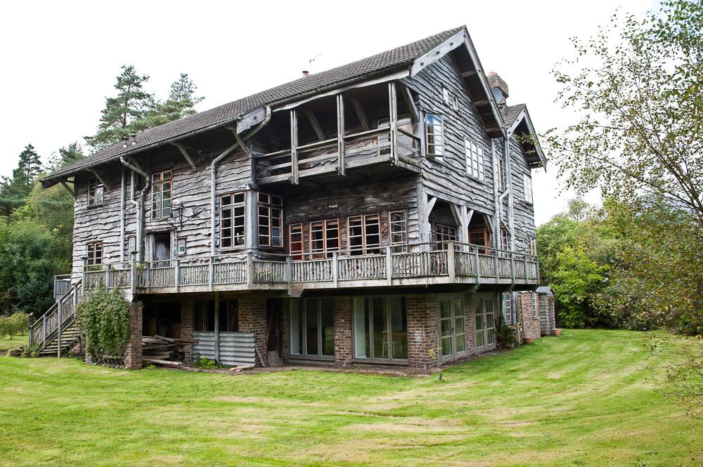 Big Wooden House Arran