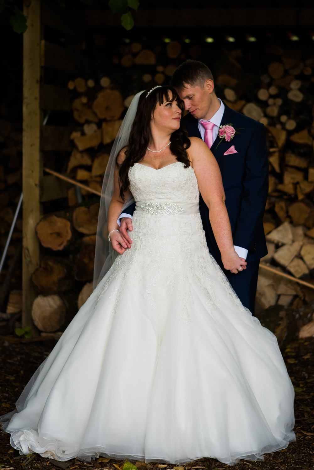 Glenfinnan Wedding Couple