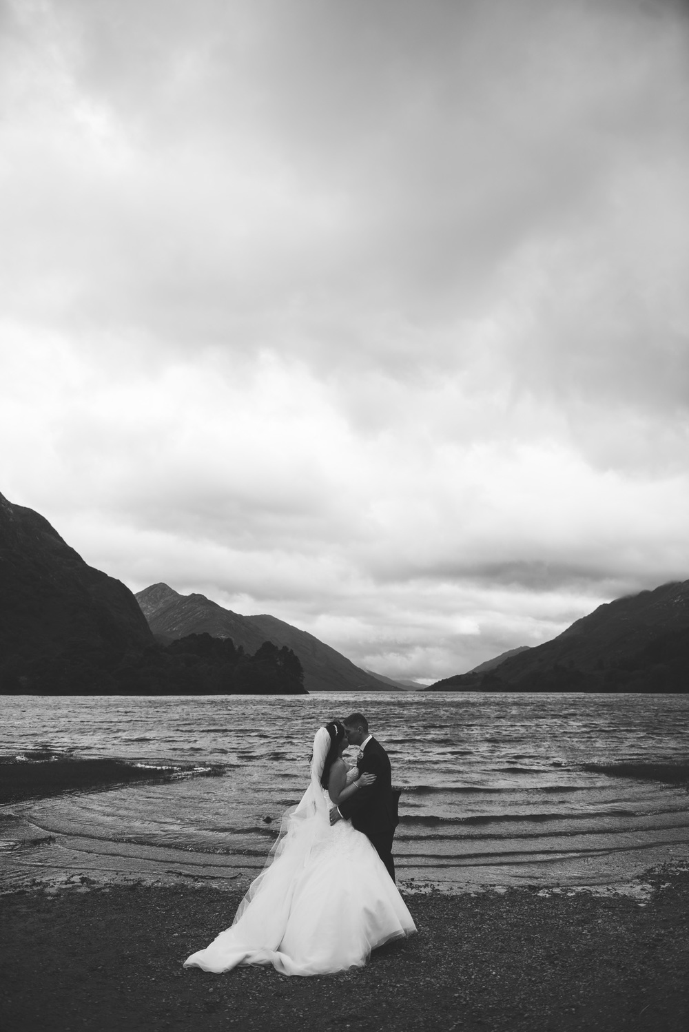 Loch Shiel Scotland Wedding