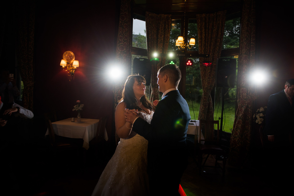 Glenfinnan House Hotel Wedding