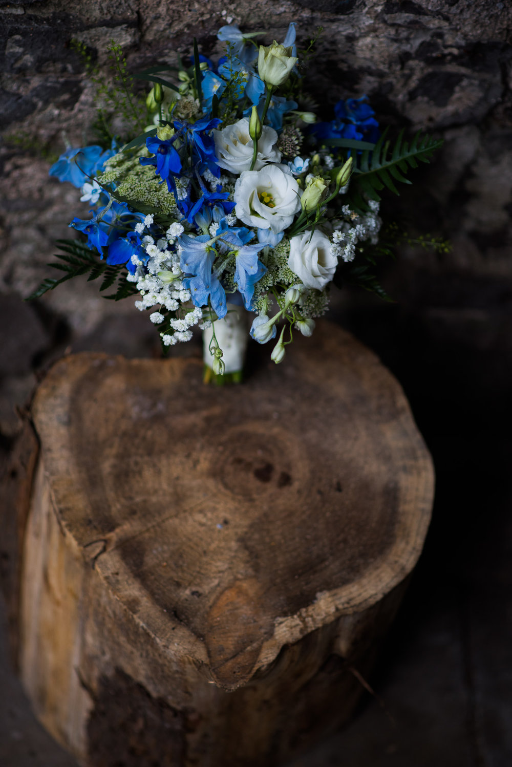 Endrick Blooms flowers for Scotland Wedding