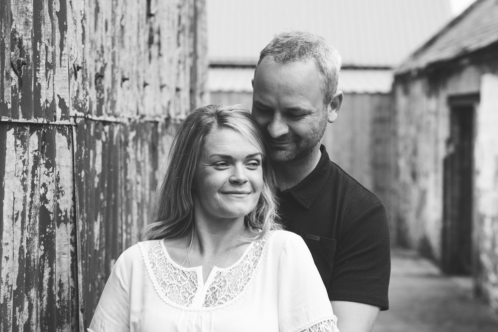 Dalduff Farm Engagement Session