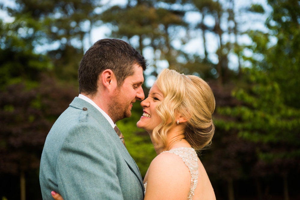 Scotland Wedding, Lochgreen House Hotel, Ayrshire