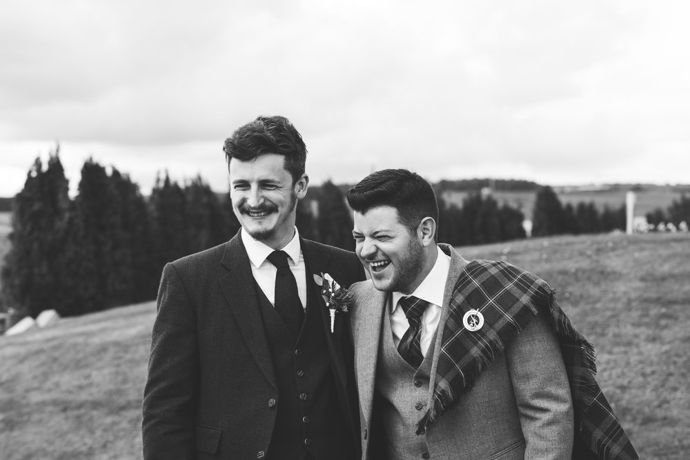 Lochside House Wedding