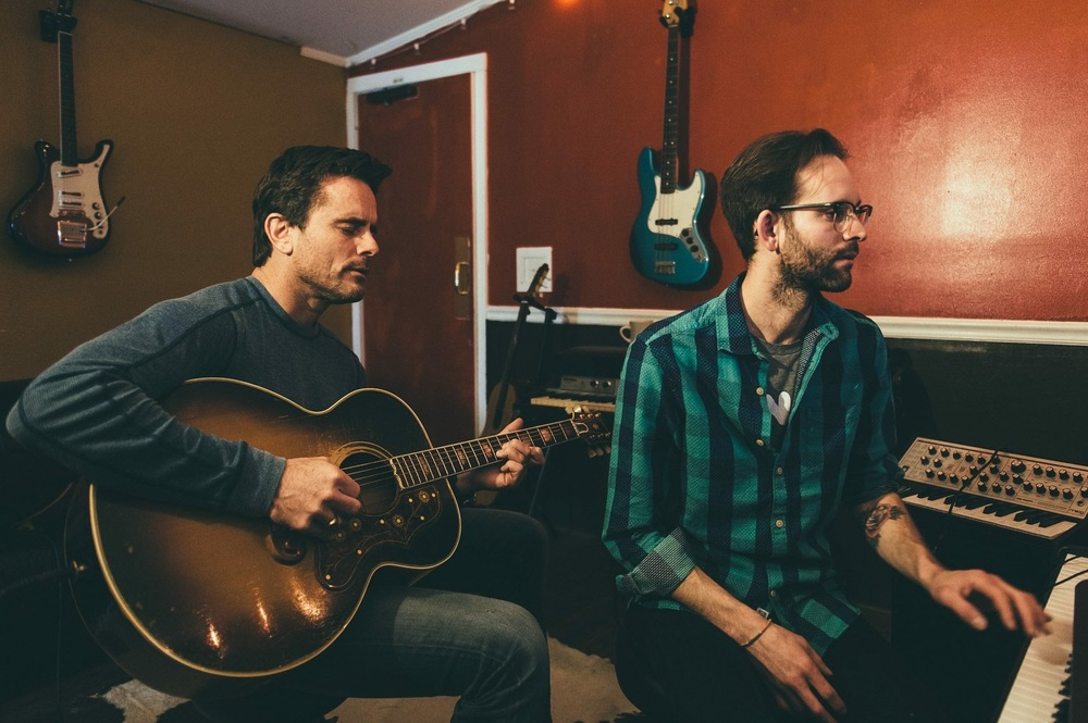 In the studio with actor/musician Chip Esten from the Nashville show