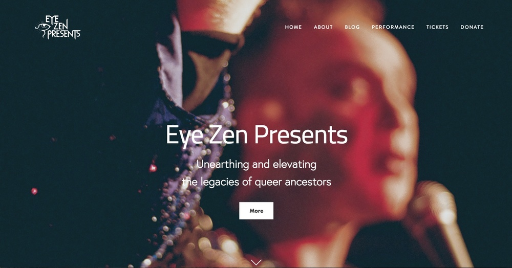 Eye Zen Presents:    theatre and art by Seth Eisen and collaborators.    Visit this site.