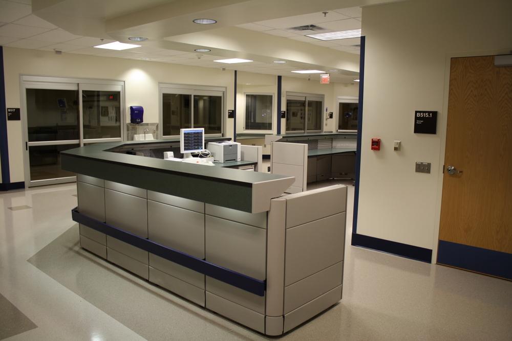5B WARD, VA HOSPITAL