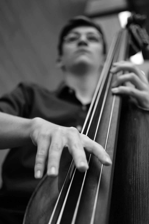 Evan Gratham - Bassist/Composer
