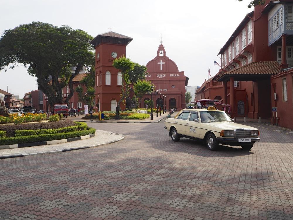 Plaza holandesa