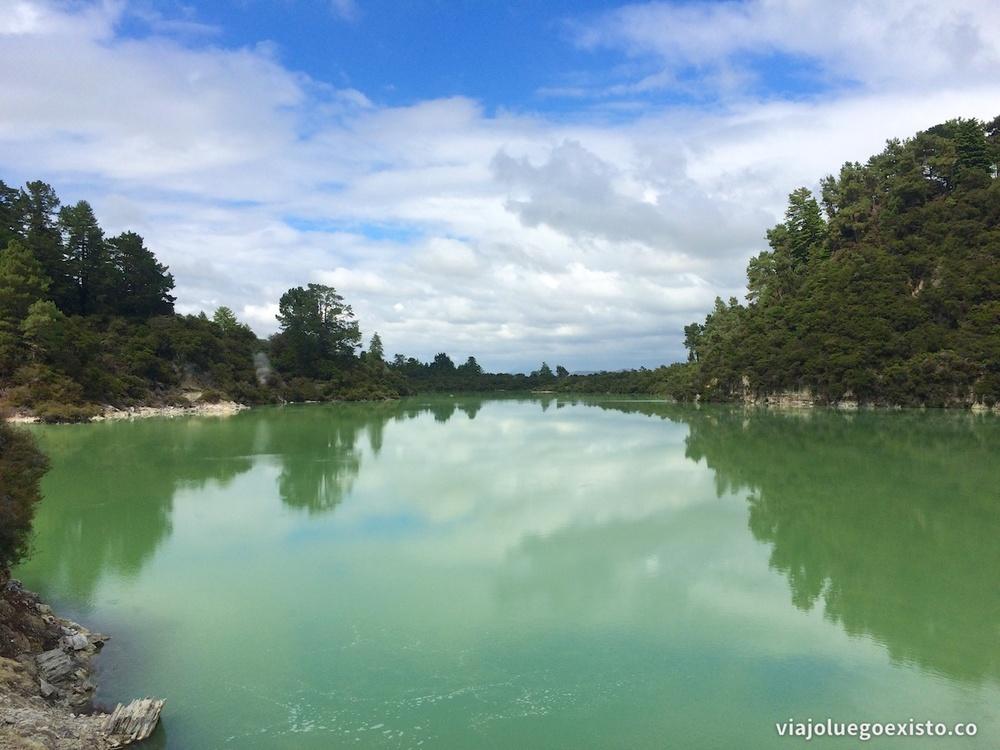 Lake Ngakoro