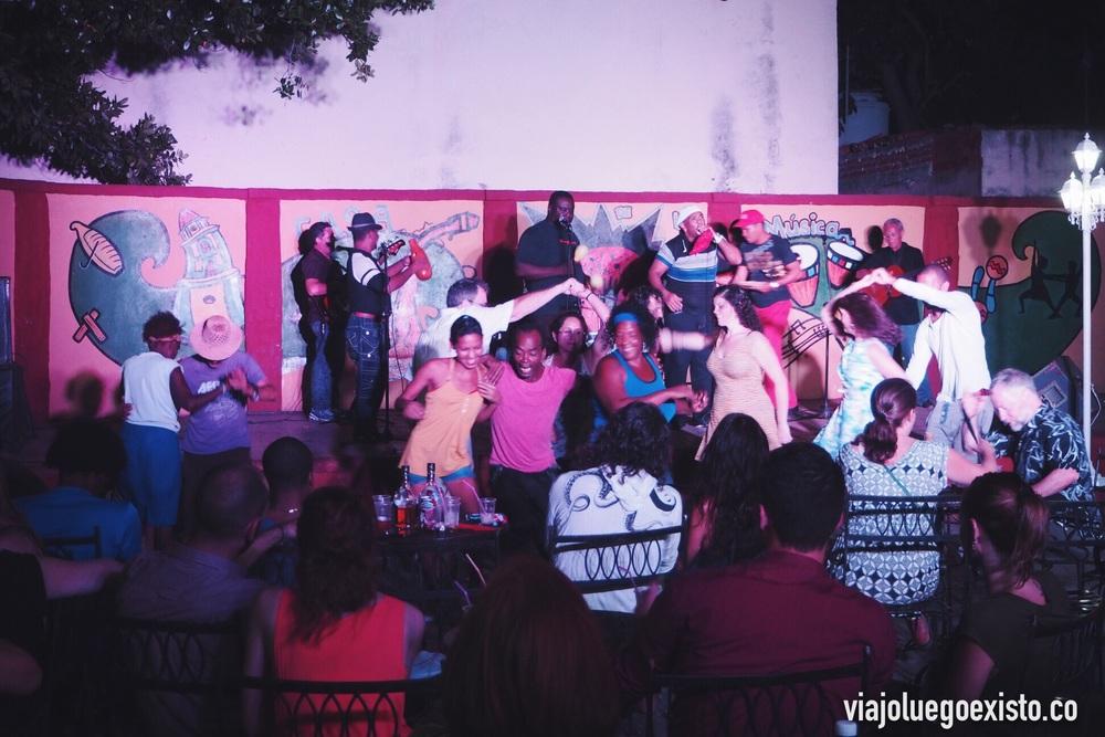 La Casa de la Música es sinónimo de son y salsa.