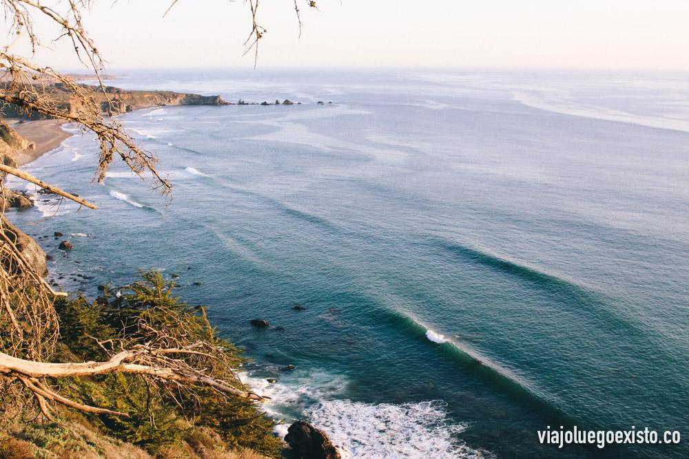 Paisajes espectaculares de la Big Sur