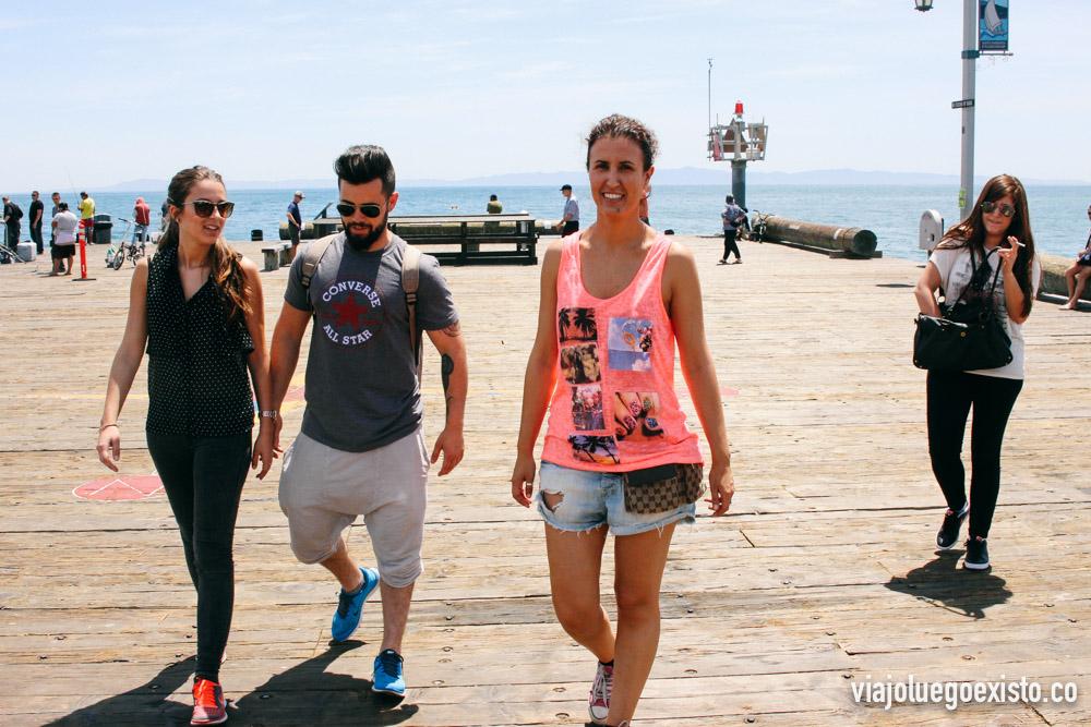 Muelle de Santa Bárbara