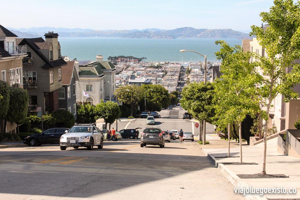 Cuestas de San Francisco
