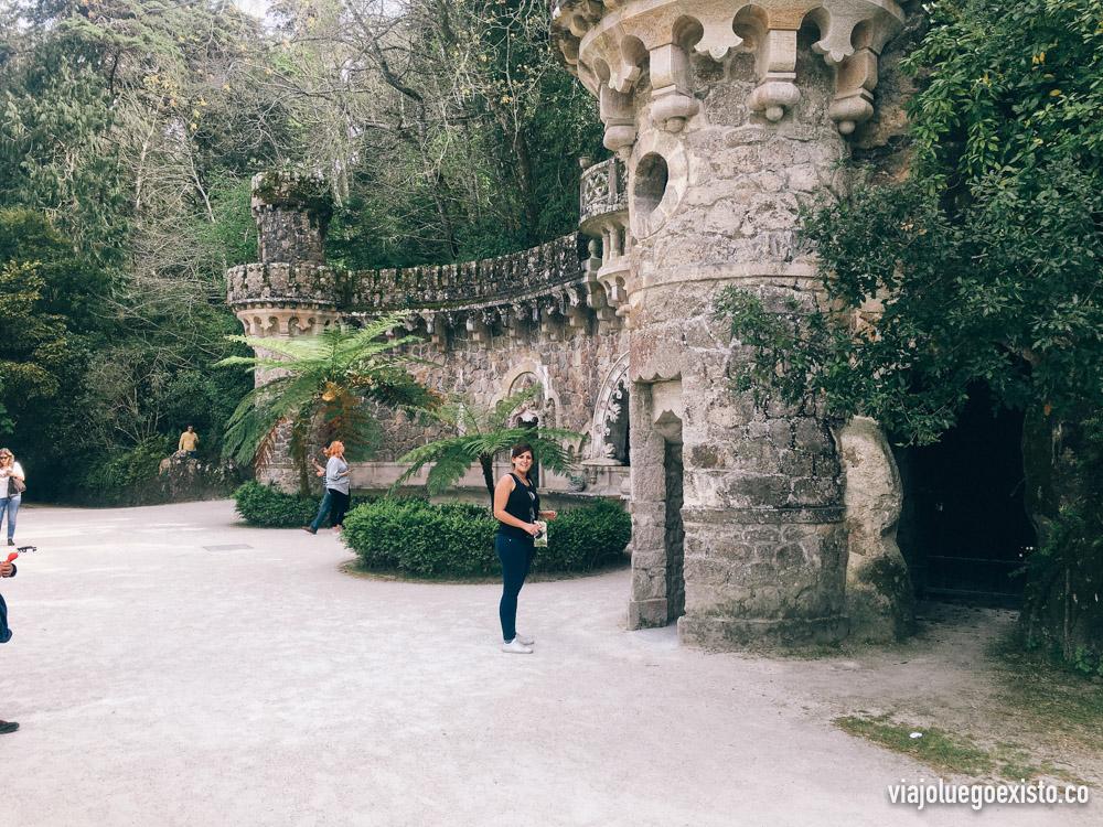 Quinta da Regaleira, una magnífica finca de cuento.