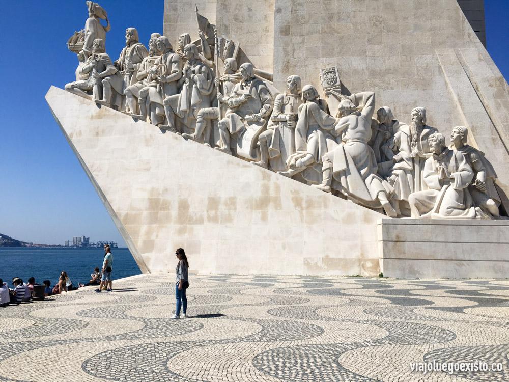 Monumento a los Descubrimientos.