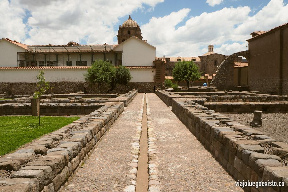 Conjunto Arqueológico Kusicancha