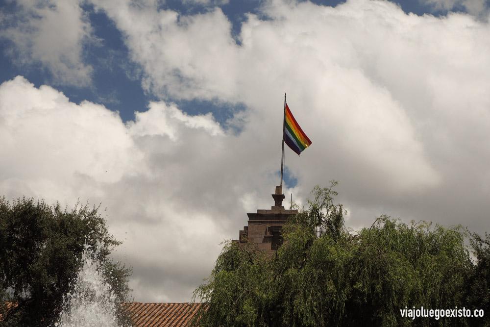 Bandera de Cuzco