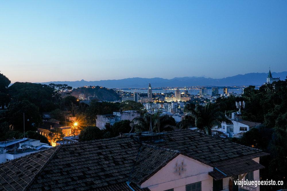 Vistas desde el MGallery Santa Teresa Hotel