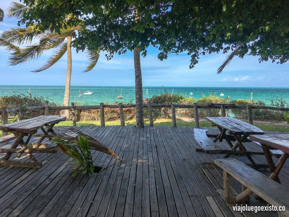 Zonas comunes de Baobab Beach Resort