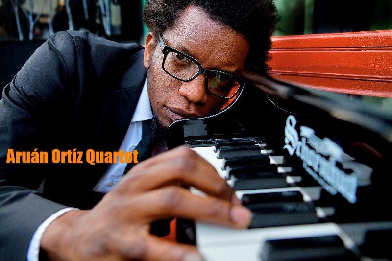 Aruán Ortiz Quartet
