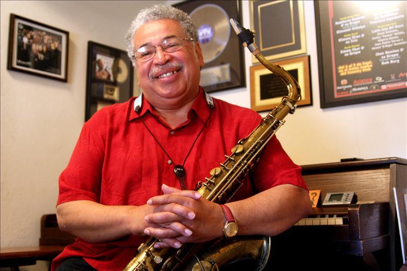 Justo Almario's Quintet