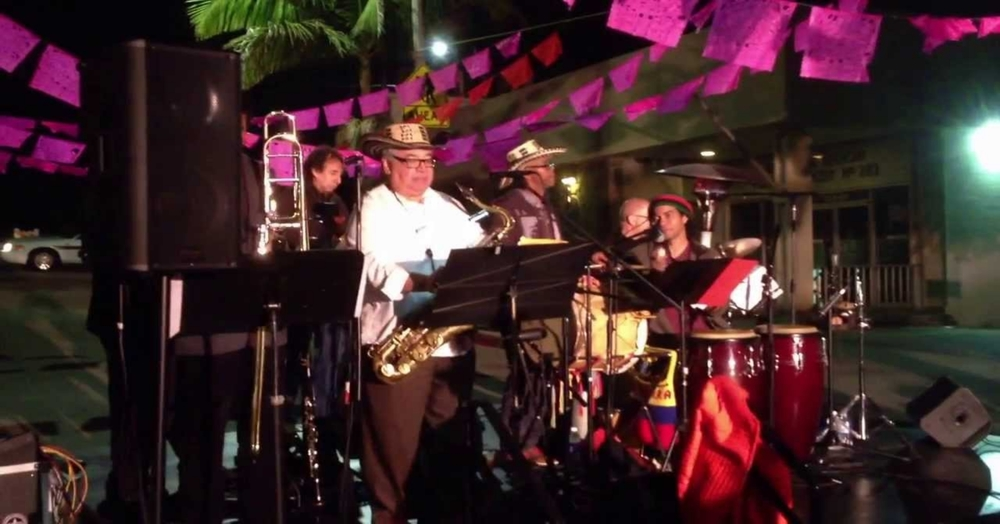 Justo Almario's Afro-Colombian Ensemble