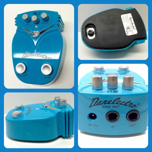 The Danelectro PB & J Delay