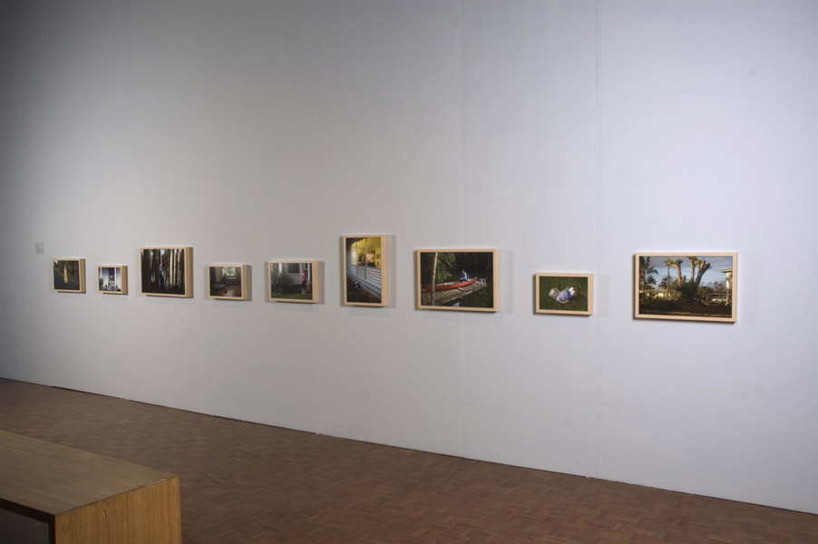 Full Stop, Comma   Installation View