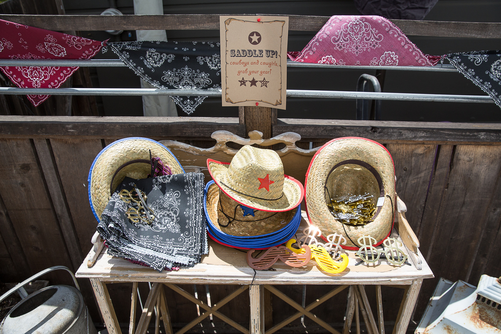 Cowboy gear for kids and adults alike!