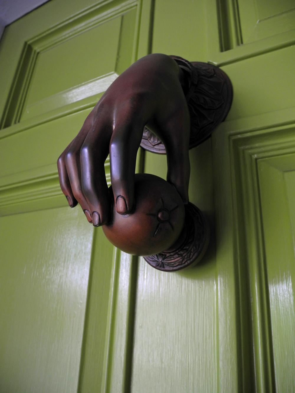 Bronze Door Knocker
